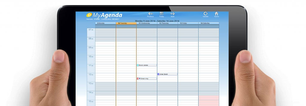Agenda for the dental clinic