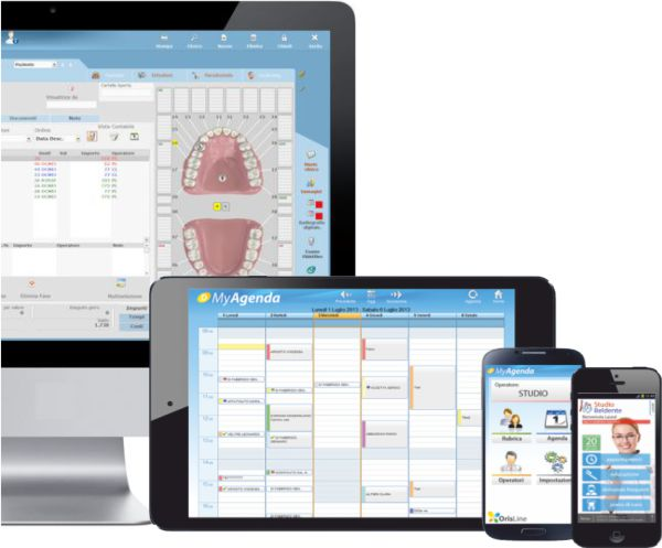 software per dentisti OrisDent evo