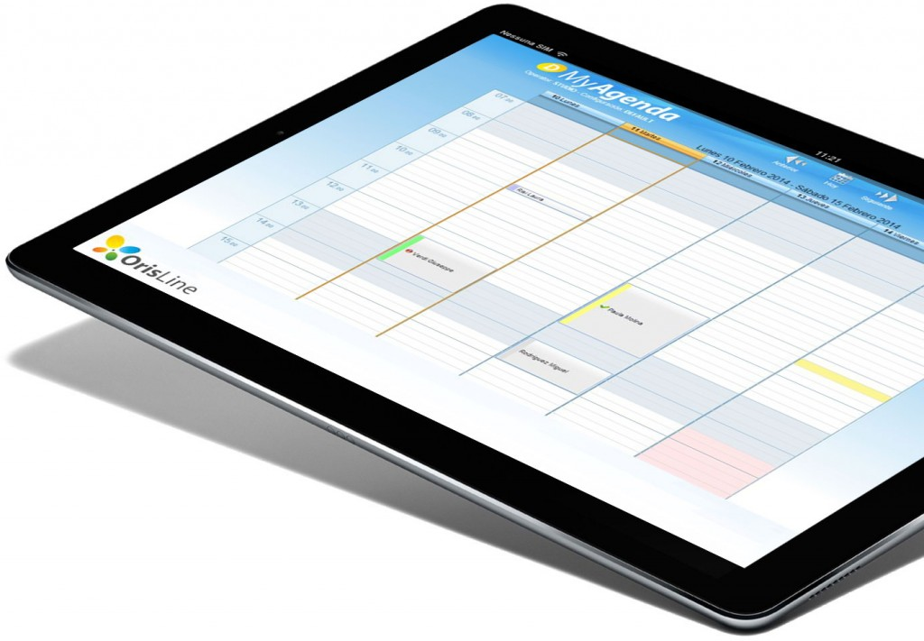 myagenda en tu tablet